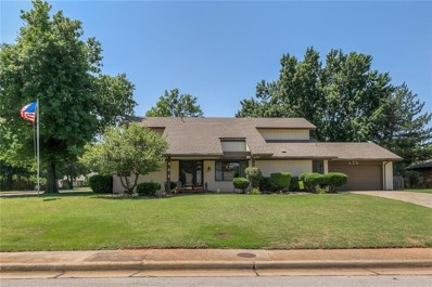 408 Canyon Rd., Edmond, OK 73034 - #: 839958