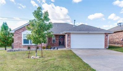 627 SW 38th Place, Moore, OK 73160 - #: 841847
