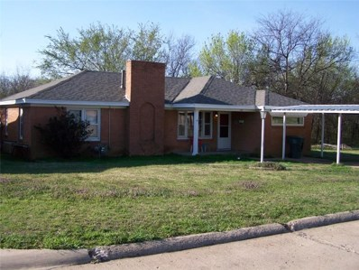 1416 Denson, Pauls Valley, OK 73075 - #: 842340