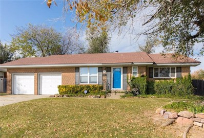 9611 Village Drive, Oklahoma City, OK 73120 - #: 842792