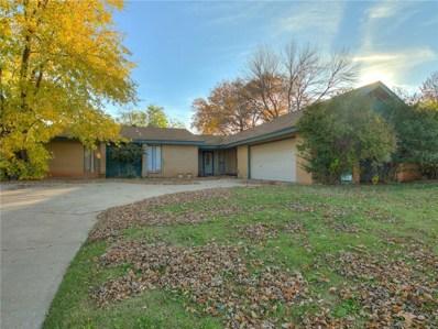5504 NW 108 Terrace, Oklahoma City, OK 73162 - #: 842959