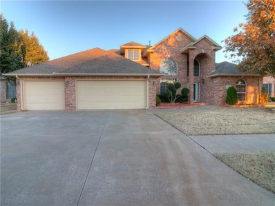 6420 Green Meadow Ln, Oklahoma City, OK 73132 - #: 843092