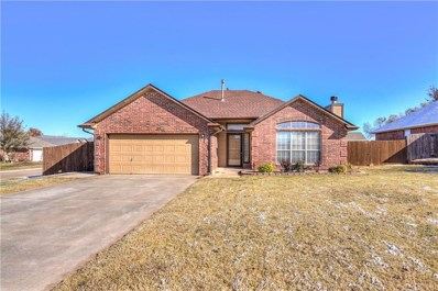 1128 S Silver, Mustang, OK 73064 - #: 843321