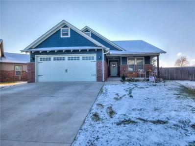 14514 Park Circle, Choctaw, OK 73020 - #: 843346