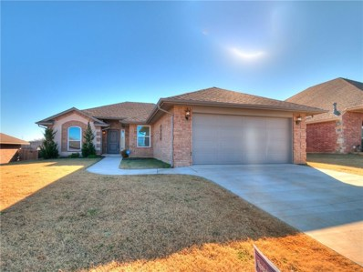 10634 SE 26th Street, Midwest City, OK 73139 - #: 843699