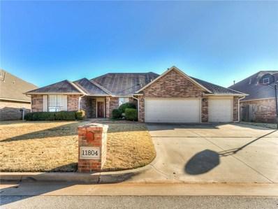 11804 Blue Bell Avenue, Oklahoma City, OK 73162 - #: 843711