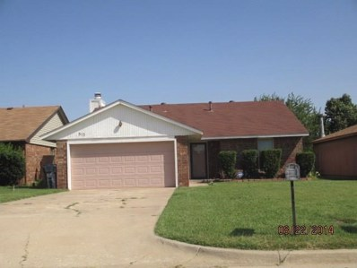 513 NW 113 Street, Oklahoma City, OK 73114 - #: 844071