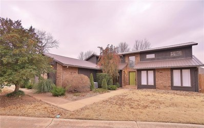 1917 Bowling Green Place, Norman, OK 73071 - #: 844978