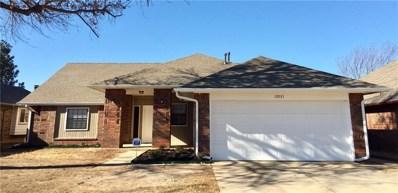 12021 Blueway, Oklahoma City, OK 73162 - #: 845210