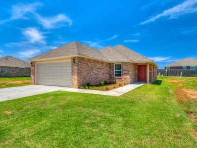 10828 NE 8th Terrace, Midwest City, OK 73130 - #: 845374