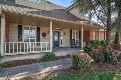 1000 Prospect Court, Edmond, OK 73034 - #: 845529
