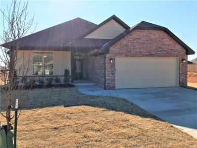 1736 W Trout Way, Mustang, OK 73036 - #: 845633