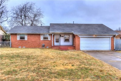 501 N Midwest Boulevard, Midwest City, OK 73110 - #: 846187