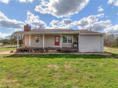 20386 Old Barn Road, Tecumseh, OK 74873 - #: 846762