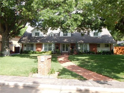 3128 Thorn Ridge Road, Oklahoma City, OK 73120 - #: 848063