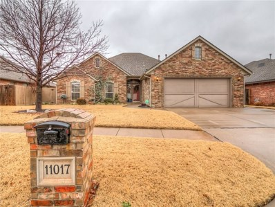 11017 NW 104th Terrace, Yukon, OK 73099 - #: 849058