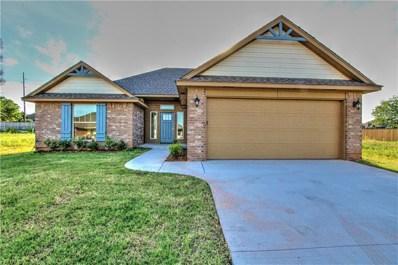3813 Brougham Way, Oklahoma City, OK 73179 - #: 850194