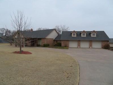 115 Pond Ridge Road, Clinton, OK 73601 - #: 854789