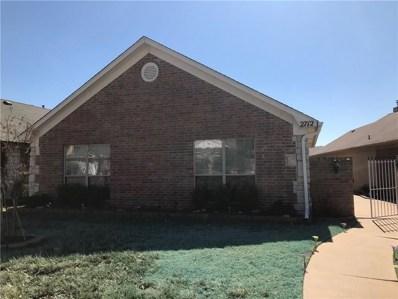 2712 Tealwood Drive, Oklahoma City, OK 73120 - #: 855724