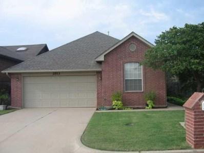 2513 Kathy Court, Oklahoma City, OK 73120 - #: 856665