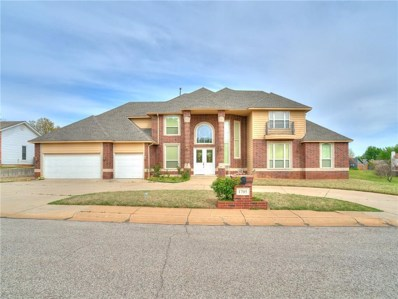 1705 Montclair Court, Norman, OK 73071 - #: 862723