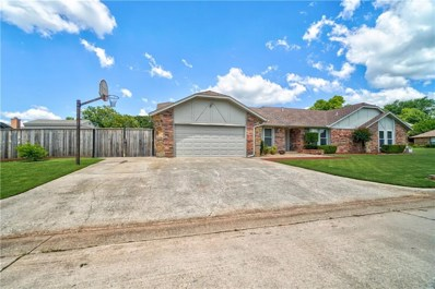 603 Three Oaks Drive, Midwest City, OK 73130 - #: 866304
