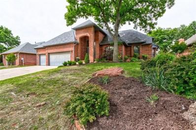 13509 Green Cedar Lane, Oklahoma City, OK 73131 - #: 866409