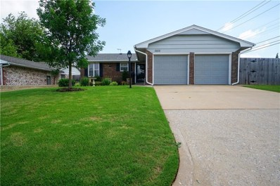 5832 NW 62nd Terrace, Warr Acres, OK 73122 - #: 870012
