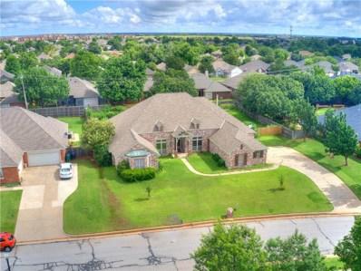 6709 NW 128th Terrace, Oklahoma City, OK 73142 - #: 870291