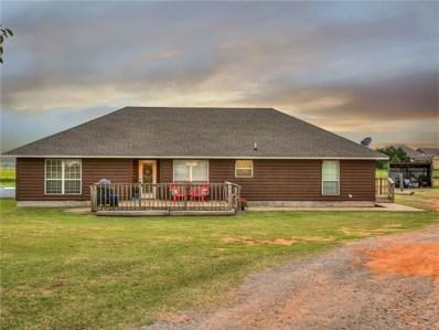 1472 County Road 1190, Tuttle, OK 73089 - #: 871602