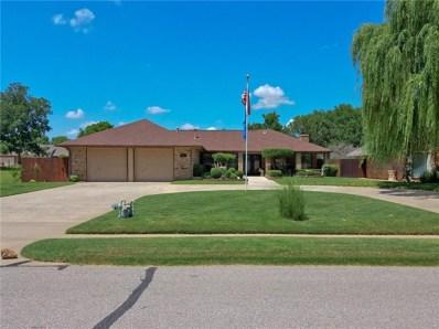 9201 Nawassa Drive, Oklahoma City, OK 73130 - #: 874756