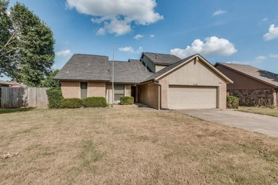 520 Three Oaks Drive, Midwest City, OK 73130 - #: 878488
