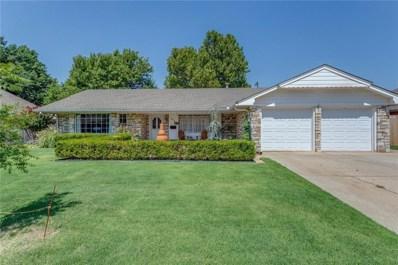 3013 Huntleigh Drive, Oklahoma City, OK 73120 - #: 880533