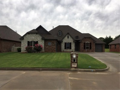 2595 Forest Crossing Drive, Midwest City, OK 73020 - #: 880573