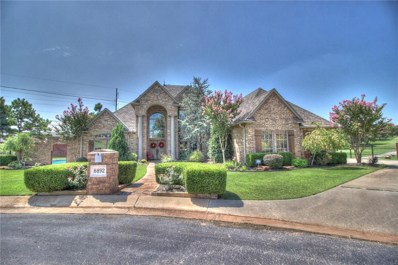 8892 Woodbriar Place, Midwest City, OK 73110 - #: 880890