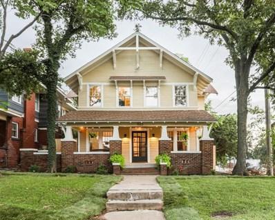 1022 NW 17th Street, Oklahoma City, OK 73106 - #: 885023