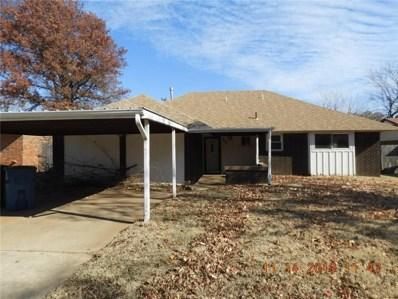 909 W Silver Meadow Drive, Midwest City, OK 73110 - #: 890594