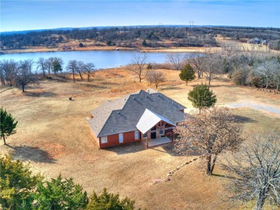 14503 S Harrah Road, Luther, OK 73054 - #: 892789
