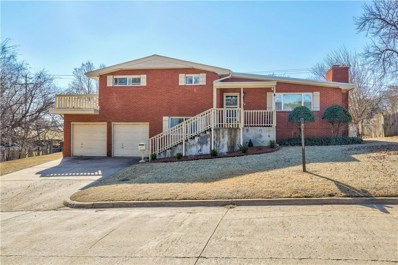 404 Country Club Circle, Midwest City, OK 73110 - #: 896942