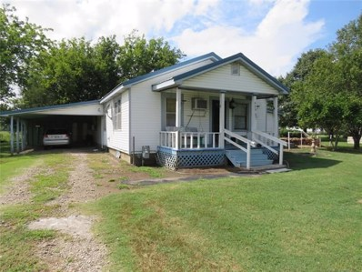 420 S Walnut Street, Council Hill, OK 74428 - #: 1836043
