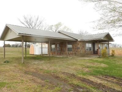 40153 S County Road 4464, Stigler, OK 74462 - #: 1911350