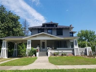 408 Kendall Boulevard, Muskogee, OK 74401 - #: 1917833