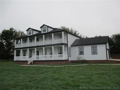 100 W Magnolia Street, Haskell, OK 74436 - #: 1929679