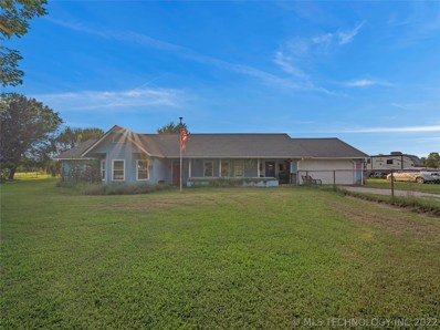 14454 S Meadow View Road, Claremore, OK 74017 - #: 1930270