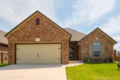 1194 Golden Owl Circle, Calera, OK 74730 - #: 1944523