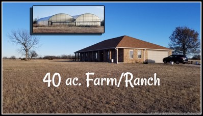 47502 E County Road 1500, Stratford, OK 74872 - #: 2003879