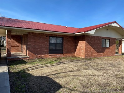 226 S 4th Street, Council Hill, OK 74428 - #: 2003941