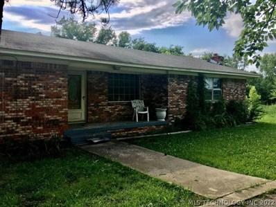 803 S Choctaw Avenue, Wapanucka, OK 73461 - #: 2010218
