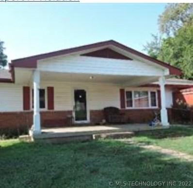 342 Mill Street, Caney, OK 74533 - #: 2027357