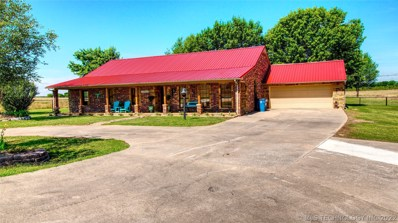 5223 S Peaceable Road, McAlester, OK 74501 - #: 2043729